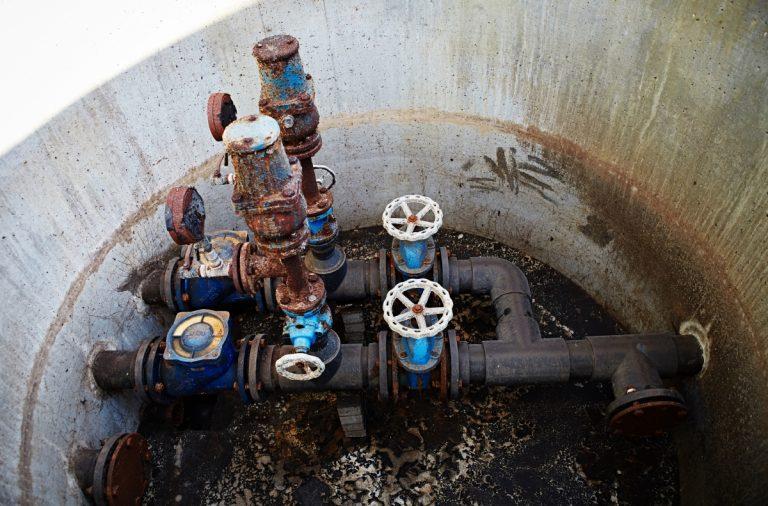 komory na rurociągach ciśnieniowych